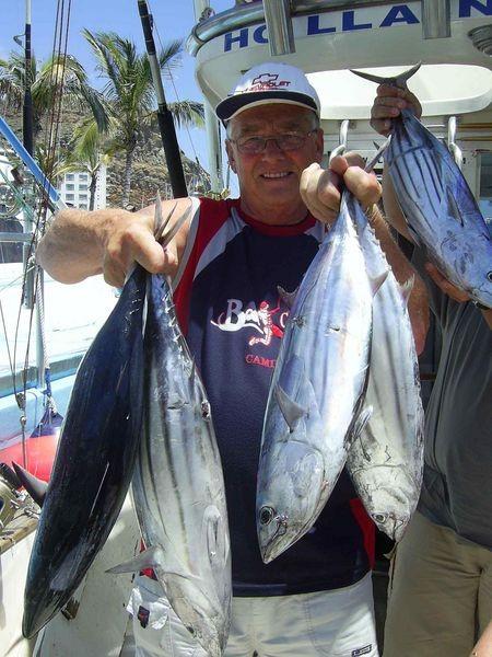 15/06 skipjack tuna Cavalier & Blue Marlin Sport Fishing Gran Canaria
