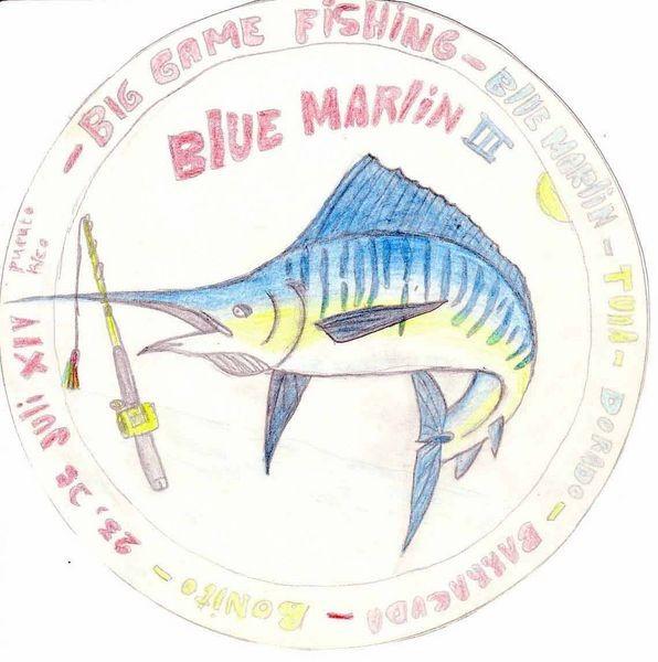 Nicky Leewis Cavalier & Blue Marlin Sport Fishing Gran Canaria