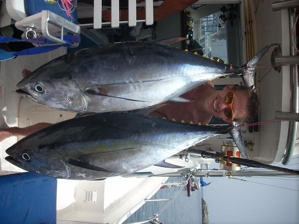 29/06 big eye tuna Cavalier & Blue Marlin Sport Fishing Gran Canaria