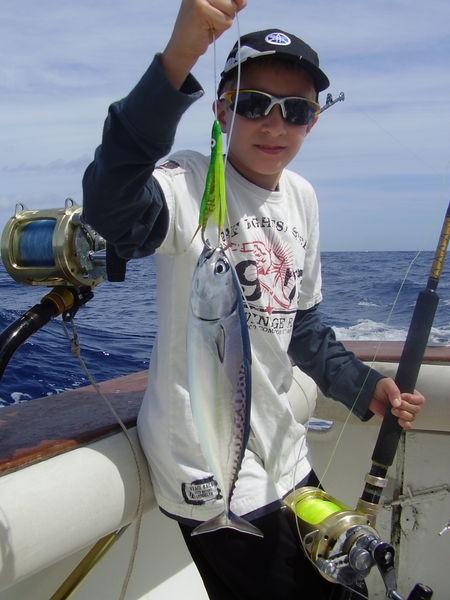Bullet Tuna Cavalier & Blue Marlin Sport Fishing Gran Canaria