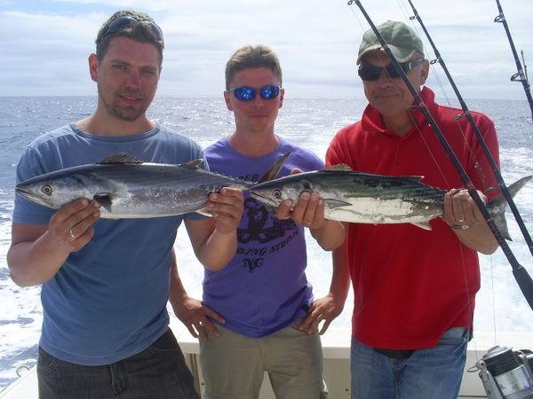 Atlantic Bonito's Cavalier & Blue Marlin Sport Fishing Gran Canaria