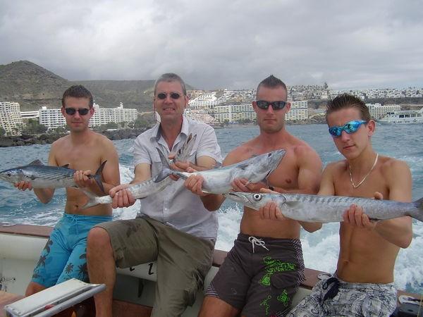 14/03 Nice Catch Cavalier & Blue Marlin Sport Fishing Gran Canaria