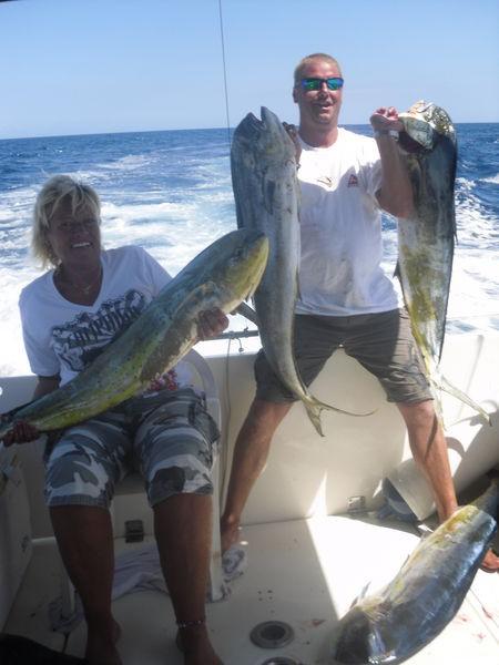 07/06 Dorado's Cavalier & Blue Marlin Sport Fishing Gran Canaria