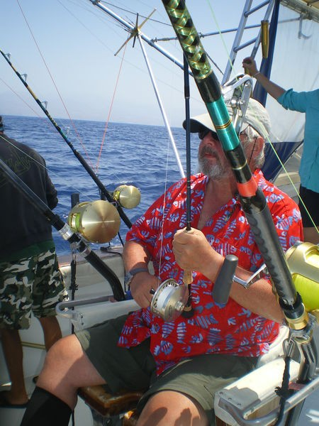 Flyfishing Cavalier & Blue Marlin Sport Fishing Gran Canaria