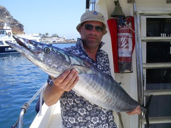 17/06 Wahoo Cavalier & Blue Marlin Sport Fishing Gran Canaria