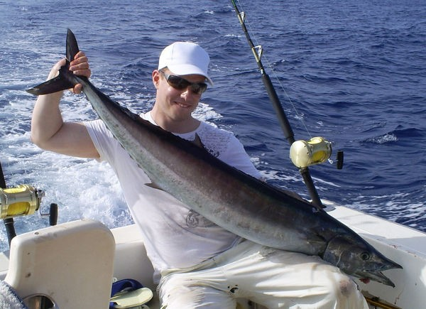 29/06 Wahoo Cavalier & Blue Marlin Sport Fishing Gran Canaria