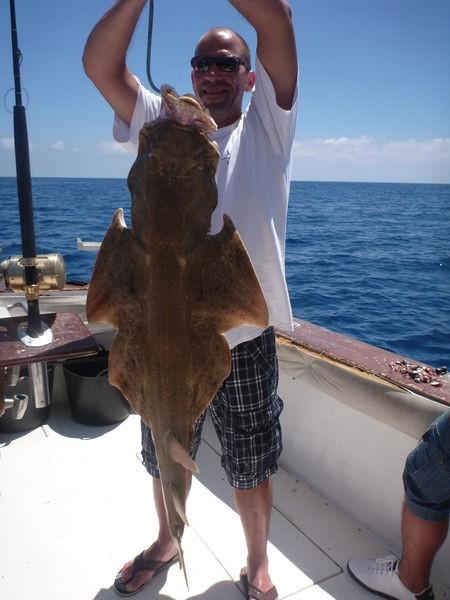 02/09 Angelshark Cavalier & Blue Marlin Sport Fishing Gran Canaria