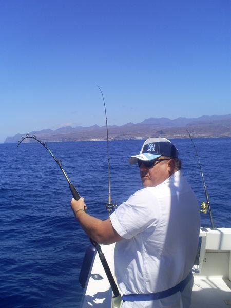 Ansluten Cavalier & Blue Marlin Sport Fishing Gran Canaria