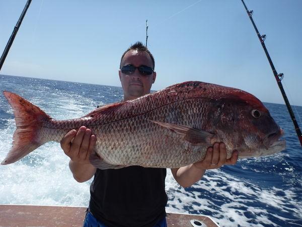 20/09 Red Snapper Cavalier & Blue Marlin Sport Fishing Gran Canaria