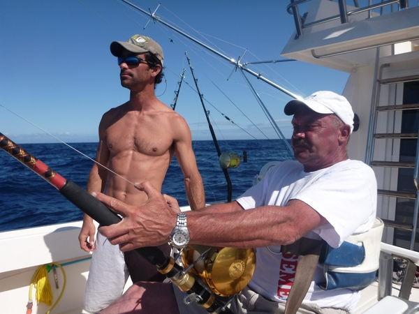 16/04 Blue fin Tuna Cavalier & Blue Marlin Sport Fishing Gran Canaria