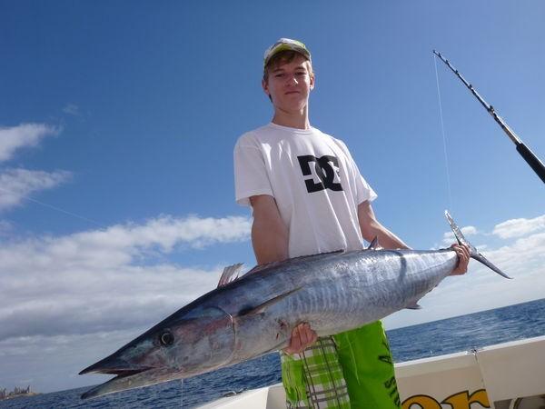 01/01 Wahoo Cavalier & Blue Marlin Sport Fishing Gran Canaria