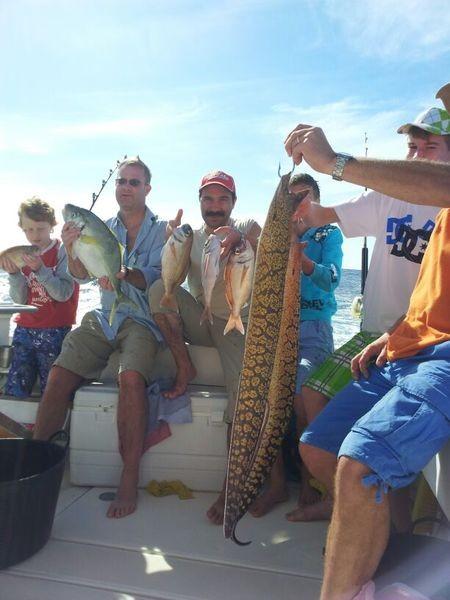 04/01 Nice Catch Cavalier & Blue Marlin Sport Fishing Gran Canaria