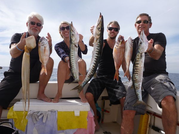 8/1 Well done Cavalier & Blue Marlin Sport Fishing Gran Canaria