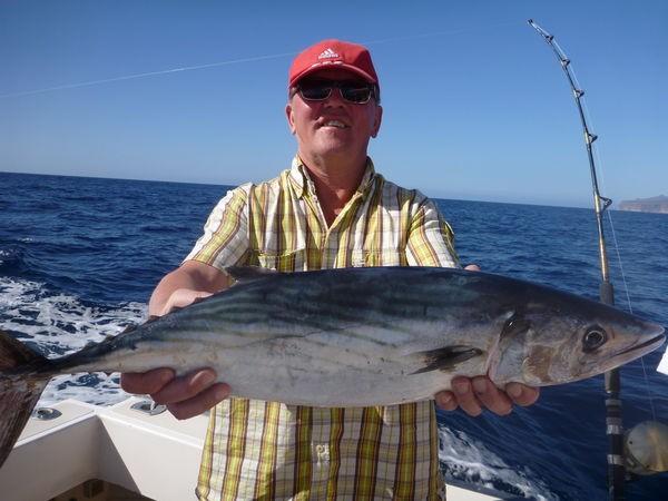 15/01 Atlantic Tuna Cavalier & Blue Marlin Sport Fishing Gran Canaria