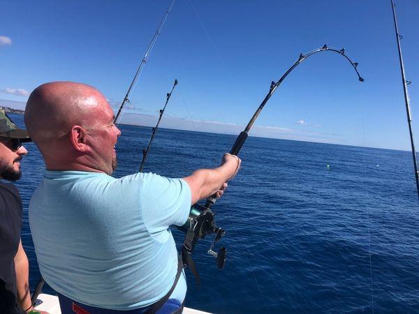 The Fight Cavalier & Blue Marlin Sport Fishing Gran Canaria