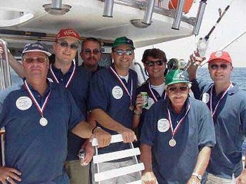 transavia team Cavalier & Blue Marlin Sport Fishing Gran Canaria