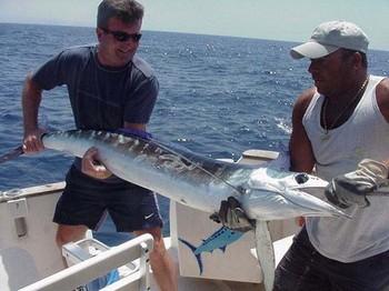 pez espada Pesca Deportiva Cavalier & Blue Marlin Gran Canaria