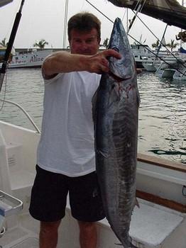 wahoo Pesca Deportiva Cavalier & Blue Marlin Gran Canaria