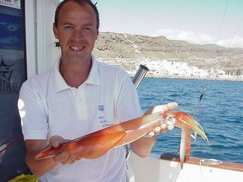 calamara Cavalier & Blue Marlin Sport Fishing Gran Canaria