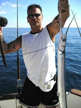 garpike Cavalier & Blue Marlin Sport Fishing Gran Canaria