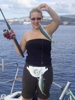 boque Cavalier & Blue Marlin Sport Fishing Gran Canaria