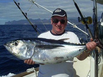 big eye tuna Cavalier & Blue Marlin Sport Fishing Gran Canaria