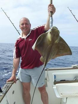 rayo de águila Pesca Deportiva Cavalier & Blue Marlin Gran Canaria