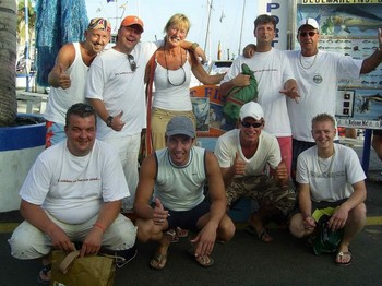 Heineken Team Cavalier & Blue Marlin Sport Fishing Gran Canaria