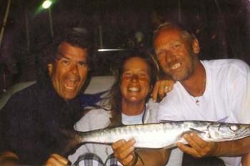 10/01 baracuda Cavalier & Blue Marlin Sport Fishing Gran Canaria