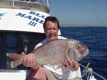 09/03 red snapper Cavalier & Blue Marlin Sport Fishing Gran Canaria
