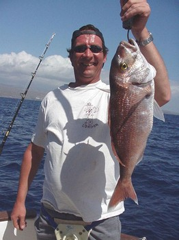16/03 red snapper Cavalier & Blue Marlin Sport Fishing Gran Canaria