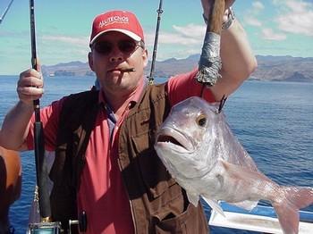 11/04 red snapper Cavalier & Blue Marlin Sport Fishing Gran Canaria