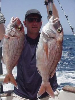 11/06 red snapper Cavalier & Blue Marlin Sport Fishing Gran Canaria