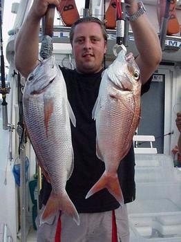 01/07 pargo rojo Pesca Deportiva Cavalier & Blue Marlin Gran Canaria