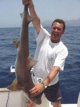 02/07 tope Cavalier & Blue Marlin Sport Fishing Gran Canaria