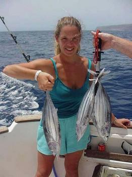23/07 atún listado Pesca Deportiva Cavalier & Blue Marlin Gran Canaria