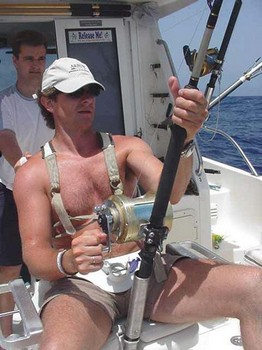 02/08 hooked up Cavalier & Blue Marlin Sport Fishing Gran Canaria