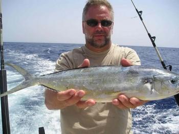 01/09 dorado Cavalier & Blue Marlin Sport Fishing Gran Canaria