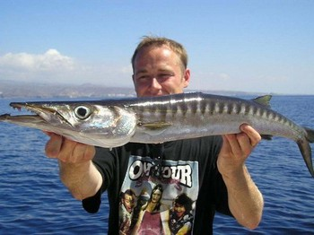 11/10 baracuda Cavalier & Blue Marlin Sport Fishing Gran Canaria
