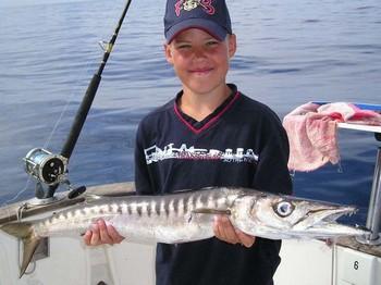 28/10 baracuda Cavalier & Blue Marlin Sport Fishing Gran Canaria