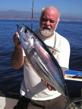 05/11 skipjack tuna Cavalier & Blue Marlin Sport Fishing Gran Canaria
