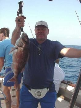 18/02 red snapper Cavalier & Blue Marlin Sport Fishing Gran Canaria