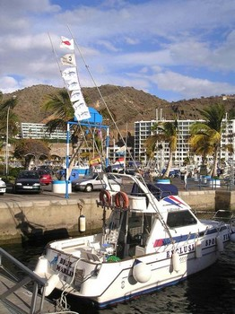 29/02 hooked up Cavalier & Blue Marlin Sport Fishing Gran Canaria