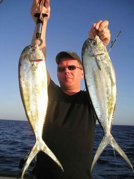 22/08 dorado Cavalier & Blue Marlin Sport Fishing Gran Canaria