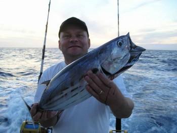 10/10 skipjack tuna Cavalier & Blue Marlin Sport Fishing Gran Canaria