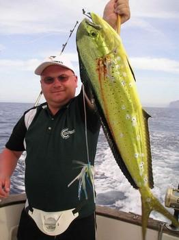 13/10 dorado Cavalier & Blue Marlin Sport Fishing Gran Canaria