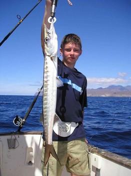 17/10 baracuda Cavalier & Blue Marlin Sport Fishing Gran Canaria