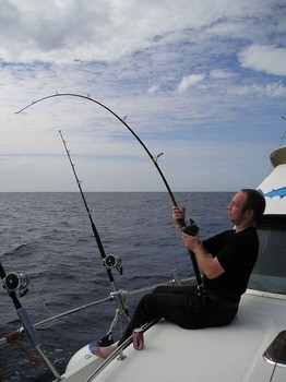 20/11 hooked up Cavalier & Blue Marlin Sport Fishing Gran Canaria