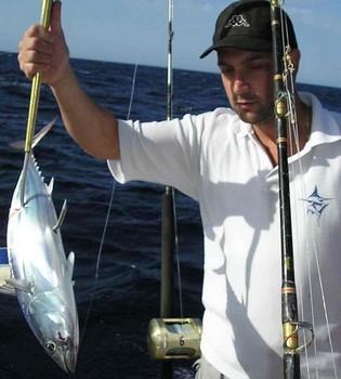 26/11 skipjack tuna Cavalier & Blue Marlin Sport Fishing Gran Canaria