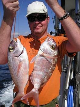 25/01 red snapper Cavalier & Blue Marlin Sport Fishing Gran Canaria